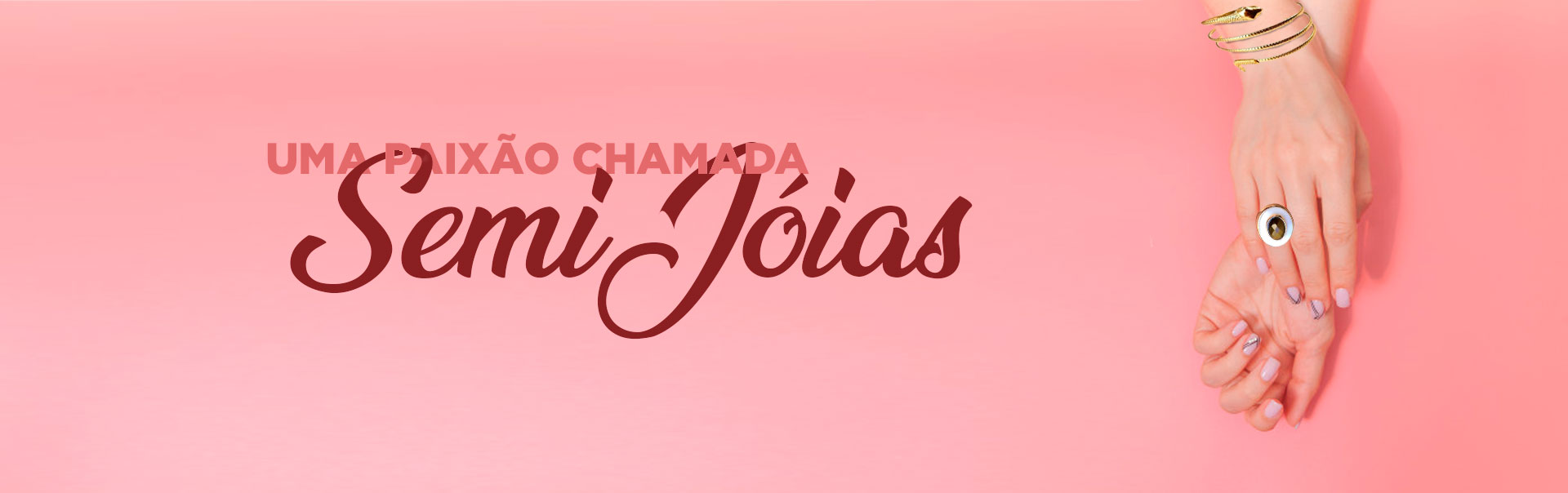 Rivera Joias - Slider Principal - Desktop